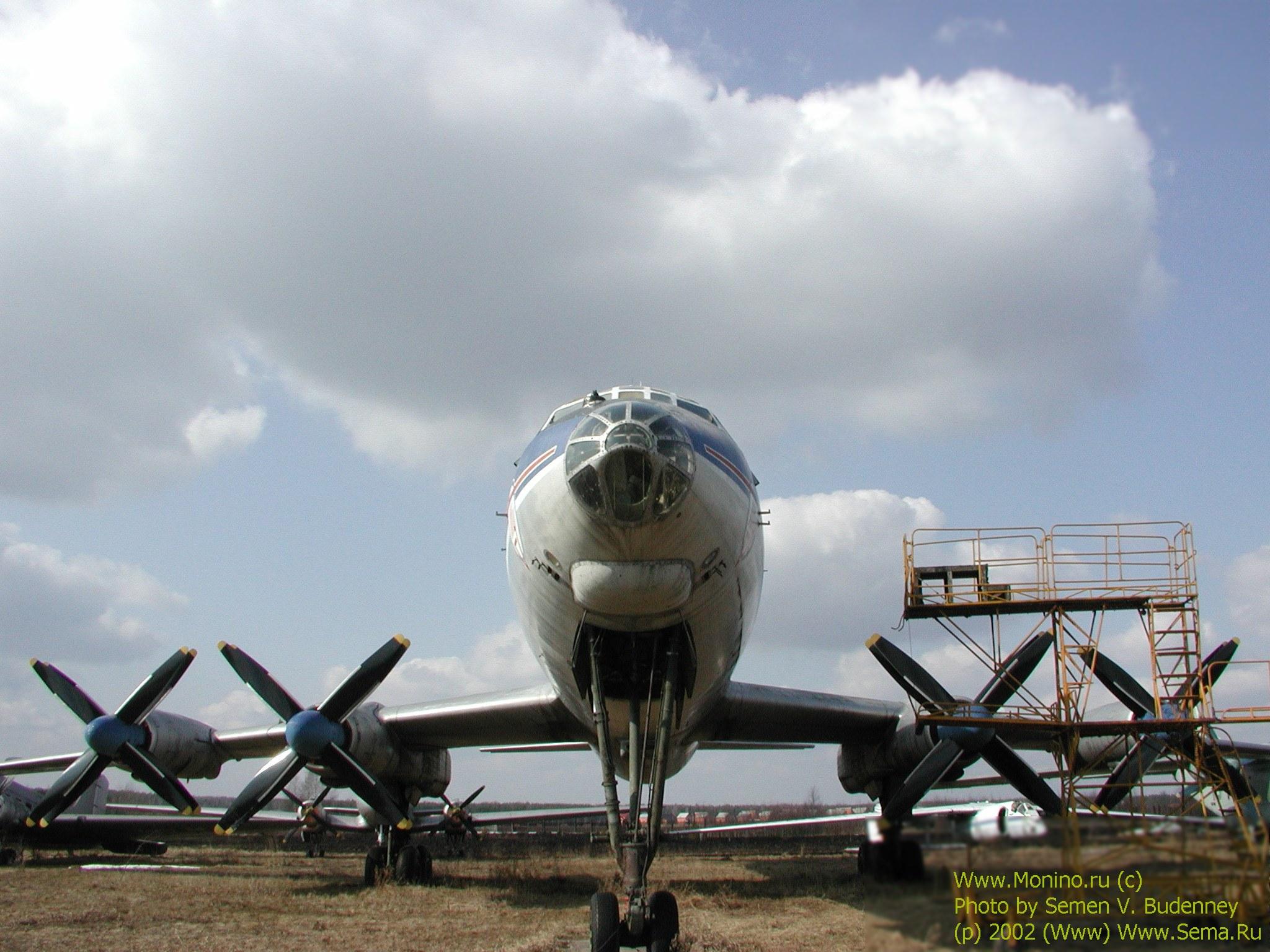 Ту 95 ту 114 выпускался - fed4