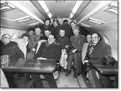 В день памятной посадки Ту-144